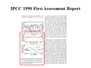 IPCC 1990 First Assessment Report w text