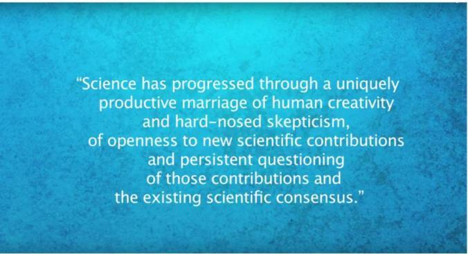 science has progressed hard nosed skeptcism