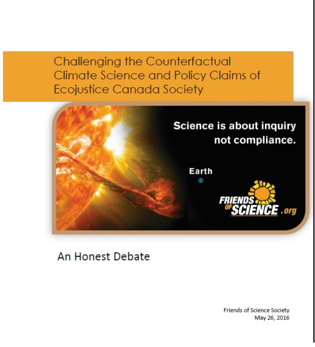 cover challening the counterfactual ecojustice