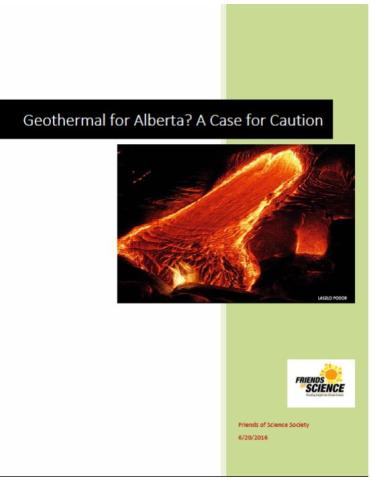 geothermal for alberta cover