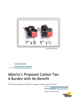 alberta proposed carbon tax cover